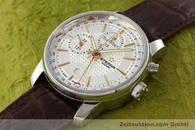 ETERNA SOLEURE CHRONOGRAPH STEEL AUTOMATIC [141946]
