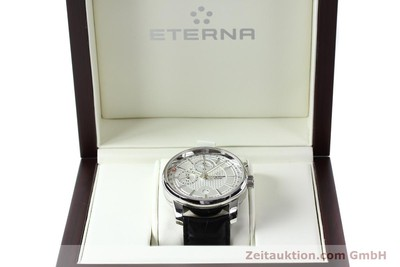 ETERNA SOLEURE CHRONOGRAPH STEEL AUTOMATIC [141947]