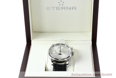 ETERNA SOLEURE CHRONOGRAPH STEEL AUTOMATIC [141948]