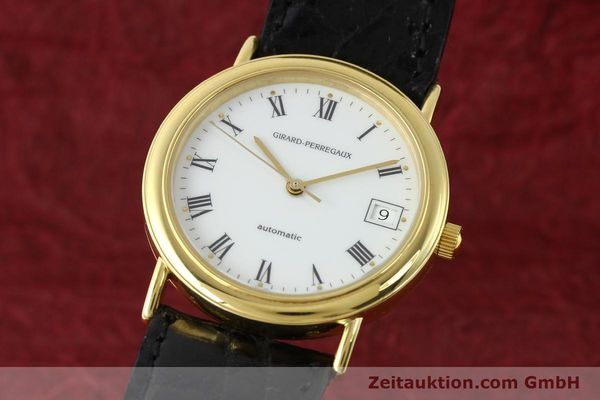 GIRARD PERREGAUX OR 18 CT AUTOMATIQUE KAL. 220  [141968]