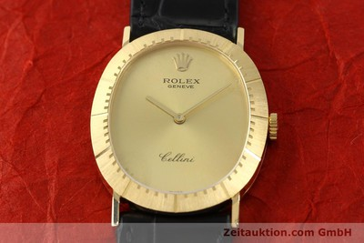 ROLEX CELLINI OR 18 CT REMONTAGE MANUEL KAL. 1601 [141969]