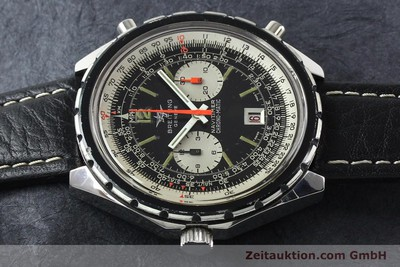BREITLING CHRONO-MATIC CHRONOGRAPH STEEL AUTOMATIC KAL. 11 [141972]