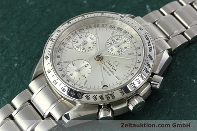 OMEGA SPEEDMASTER DAY-DATE CHRONOGRAPH AUTOMATIK STAHL VP: 3020,- EURO [141975]