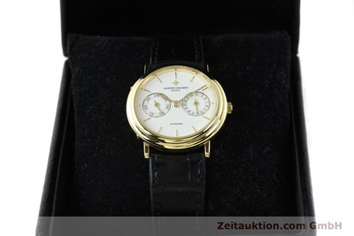 VACHERON & CONSTANTIN 18 CT GOLD AUTOMATIC KAL. 1126 [141977]
