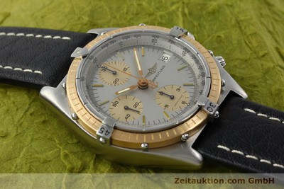BREITLING CHRONOMAT CHRONOGRAPH STEEL / GOLD AUTOMATIC KAL. VAL 7750 [141983]