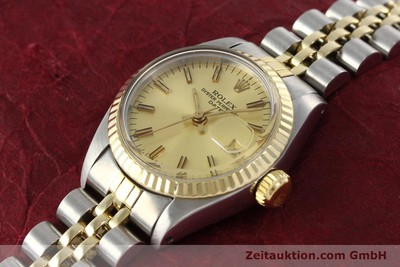 ROLEX LADY DATE STEEL / GOLD AUTOMATIC KAL. 2030 [141986]