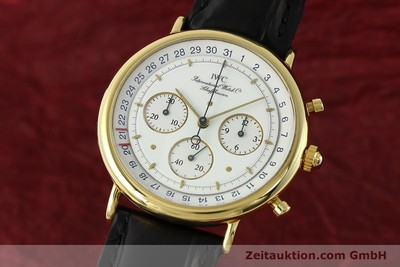 IWC 18k Gold Quarz Kal. 630 [141992]