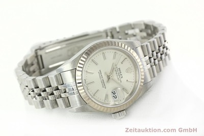 ROLEX LADY DATEJUST STEEL / GOLD AUTOMATIC KAL. 2235 [141997]