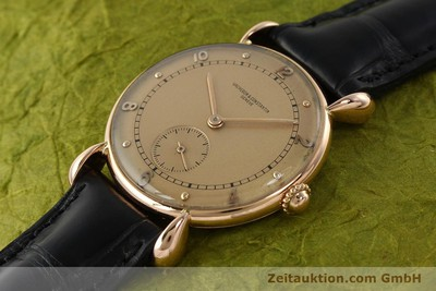 VACHERON & CONSTANTIN 18 CT RED GOLD MANUAL WINDING KAL. 203 [142003]