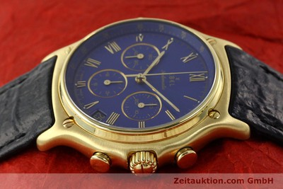 EBEL 1911 CHRONOGRAPH 18 CT GOLD AUTOMATIC KAL. 134 [142007]