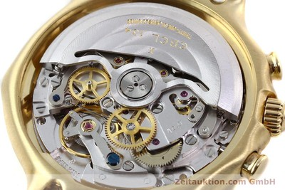 EBEL 1911 CHRONOGRAPHE OR 18 CT AUTOMATIQUE KAL. 134 [142007]