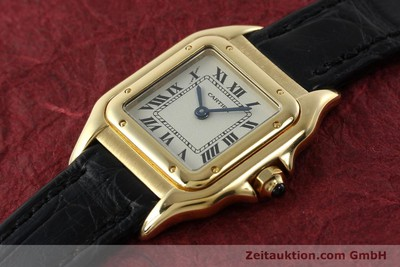 CARTIER PANTHERE OR 18 CT QUARTZ KAL. 157 [142011]