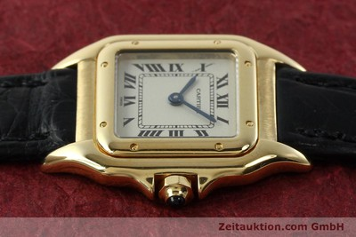 CARTIER PANTHERE ORO 18 CT QUARZO KAL. 157 [142011]