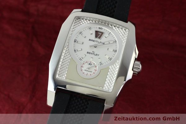BREITLING BENTLEY STEEL AUTOMATIC KAL. B28 ETA 2892A2 [142015]