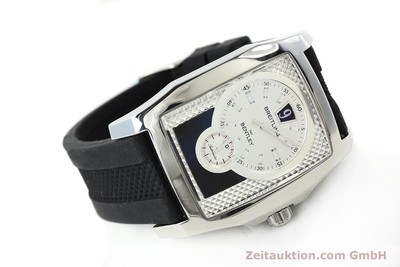 BREITLING BENTLEY STEEL AUTOMATIC KAL. B28 ETA 2892A2 [142016]