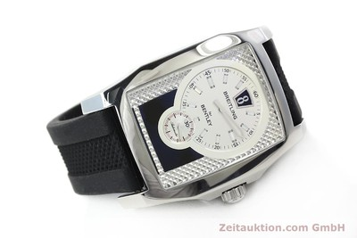BREITLING BENTLEY STEEL AUTOMATIC KAL. B28 ETA 2892A2 LP: 8640EUR [142017]
