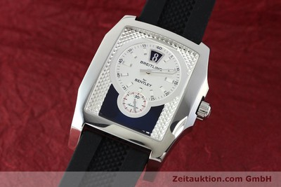 BREITLING FOR BENTLEY FLYING B HERRENUHR STAHL A28362 AUTOMATIK VP: 8640,- EUR [142017]