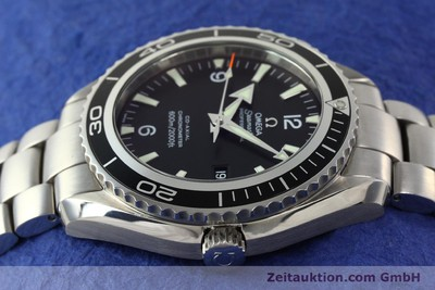 OMEGA SEAMASTER PLANET OCEAN XL CO AXIAL AUTOMATIK STAHL 22005000 VP: 4600.- EUR [142028]