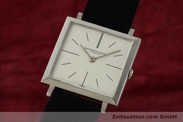 AUDEMARS PIGUET ORO BLANCO DE 18 QUILATES CUERDA MANUAL KAL. 2003 [142032]