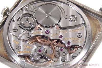 AUDEMARS PIGUET 18 CT WHITE GOLD MANUAL WINDING KAL. 2003 [142032]