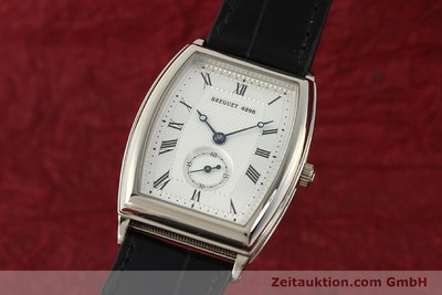 BREGUET 18 CT WHITE GOLD AUTOMATIC KAL. 552 [142034]