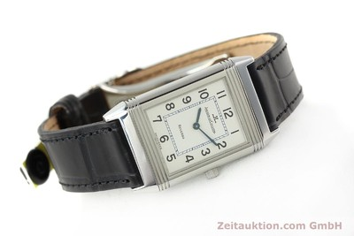 JAEGER LE COULTRE REVERSO STEEL MANUAL WINDING KAL. 688 [142037]