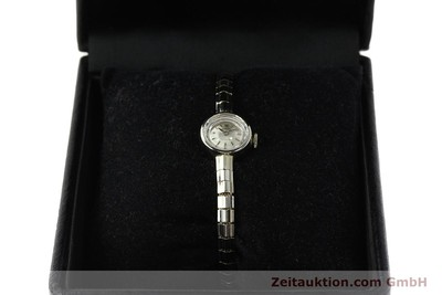 ROLEX PRECISION 8 CT GOLD MANUAL WINDING KAL. 1401 LP: 4550EUR [142047]