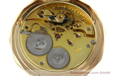 IWC TASCHENUHR 14 CT YELLOW GOLD MANUAL WINDING KAL. 55231 [142049]