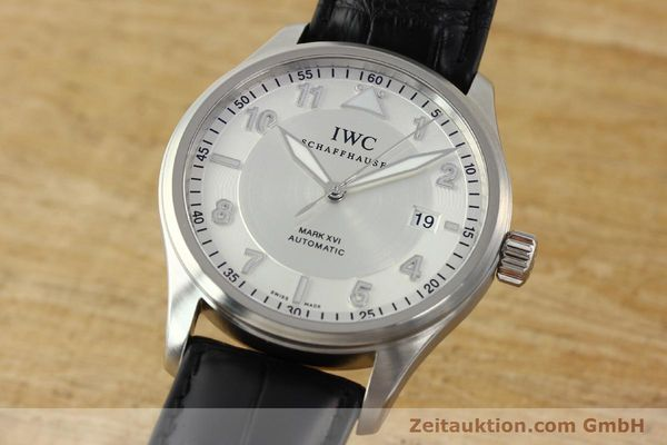 IWC MARK XVI STEEL AUTOMATIC KAL. 30110 [142050]