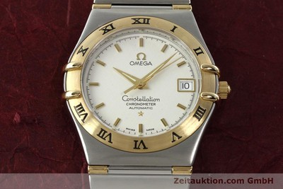 OMEGA CONSTELLATION STEEL / GOLD AUTOMATIC KAL. 1120 LP: 5100EUR [142055]