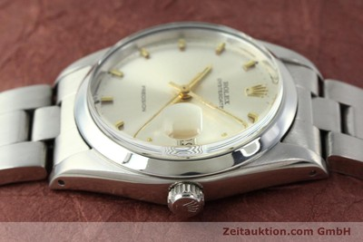 ROLEX PRECISION STEEL MANUAL WINDING KAL. 1218 [142057]