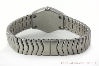 EBEL CLASSIC WAVE STEEL QUARTZ KAL. 157 [142073]
