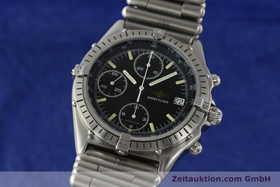 BREITLING CHRONOMAT CHRONOGRAPH STEEL AUTOMATIC KAL. VAL 7750 [142076]