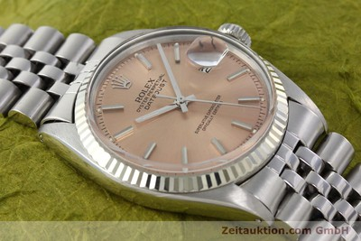 ROLEX DATEJUST STEEL / GOLD AUTOMATIC KAL. 1570 [142085]