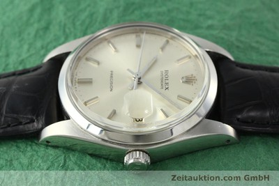 ROLEX PRECISION STEEL MANUAL WINDING KAL. 1225 [142090]