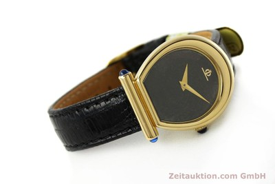BAUME & MERCIER ORO DE 18 QUILATES CUERDA MANUAL KAL. BM775 [142092]