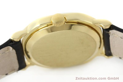 IWC 18 CT GOLD QUARTZ KAL. 602 [142093]