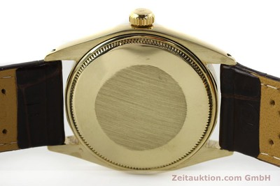 ROLEX OYSTER PERPETUAL 14 CT YELLOW GOLD AUTOMATIC KAL. 1560 [142095]