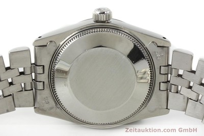 ROLEX DATEJUST ACIER / OR BLANC AUTOMATIQUE KAL. 2135 [142099]