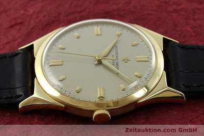 VACHERON & CONSTANTIN CHRONOMETER ROYAL OR 18 CT REMONTAGE MANUEL KAL. P1008/BS [142106]