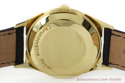 VACHERON & CONSTANTIN CHRONOMETER ROYAL ORO DE 18 QUILATES CUERDA MANUAL KAL. P1008/BS [142106]