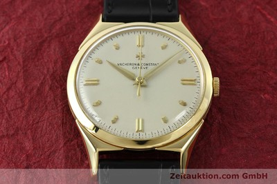 VACHERON & CONSTANTIN CHRONOMETER ROYAL 18 CT GOLD MANUAL WINDING KAL. P1008/BS [142106]