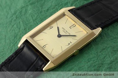 PATEK PHILIPPE ORO DE 18 QUILATES CUERDA MANUAL KAL. 175 [142107]