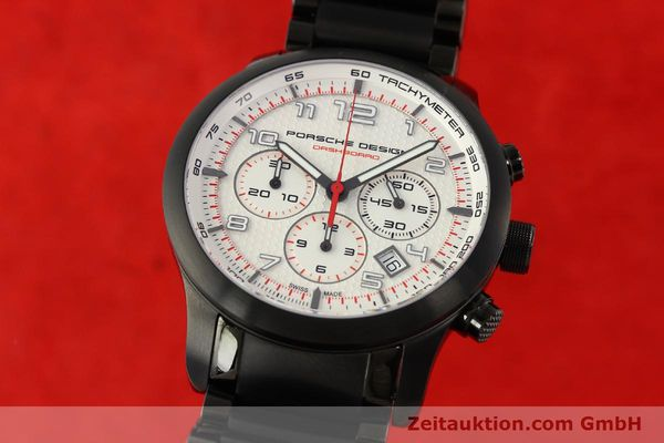 PORSCHE DESIGN DASHBORD CHRONOGRAPHE TITANE AUTOMATIQUE KAL. ETA 2894-2 [142110]