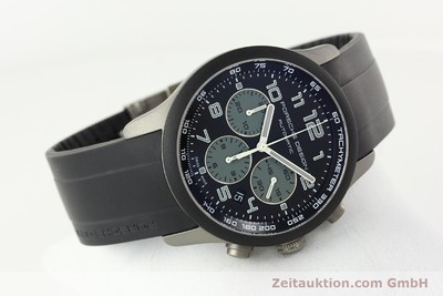 PORSCHE DESIGN DASHBORD CHRONOGRAPHE TITANE AUTOMATIQUE KAL. ETA 2894-2 [142112]