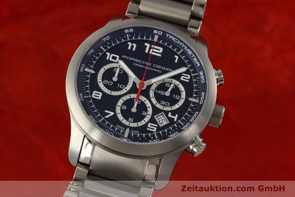 PORSCHE DESIGN DASHBORD CHRONOGRAPHE TITANE AUTOMATIQUE KAL. ETA 2894-2 [142113]