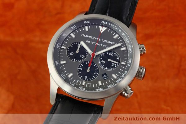 PORSCHE DESIGN DASHBORD CHRONOGRAPHE TITANE AUTOMATIQUE KAL. ETA 2894-2 [142114]