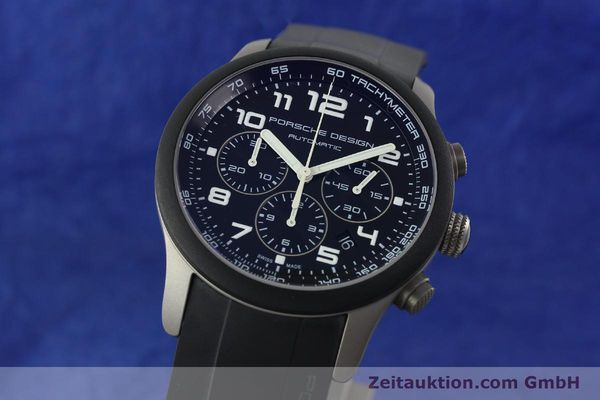 PORSCHE DESIGN DASHBORD CHRONOGRAPHE TITANE AUTOMATIQUE KAL. ETA 2894-2 [142119]