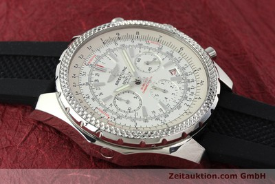 BREITLING BENTLEY CHRONOGRAPH STEEL AUTOMATIC KAL. B25 ETA 2892A2 [142120]