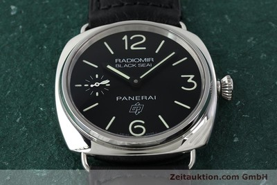 PANERAI RADIOMIR STEEL MANUAL WINDING LP: 5400EUR [142135]